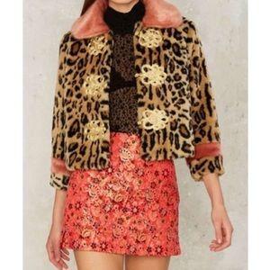Nasty Girl Leopard Jacket